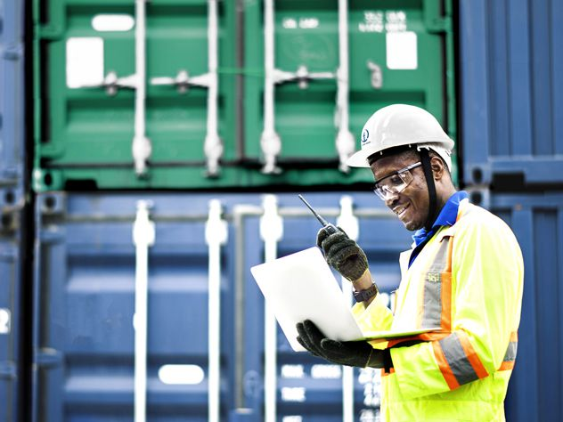 Equipment, container and asset control services